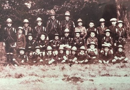 Picture of Group in 1919