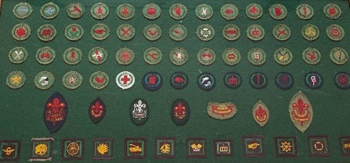 1960s Badges