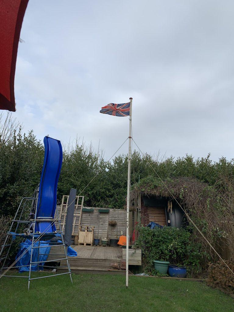 Virtual Camp Flag
